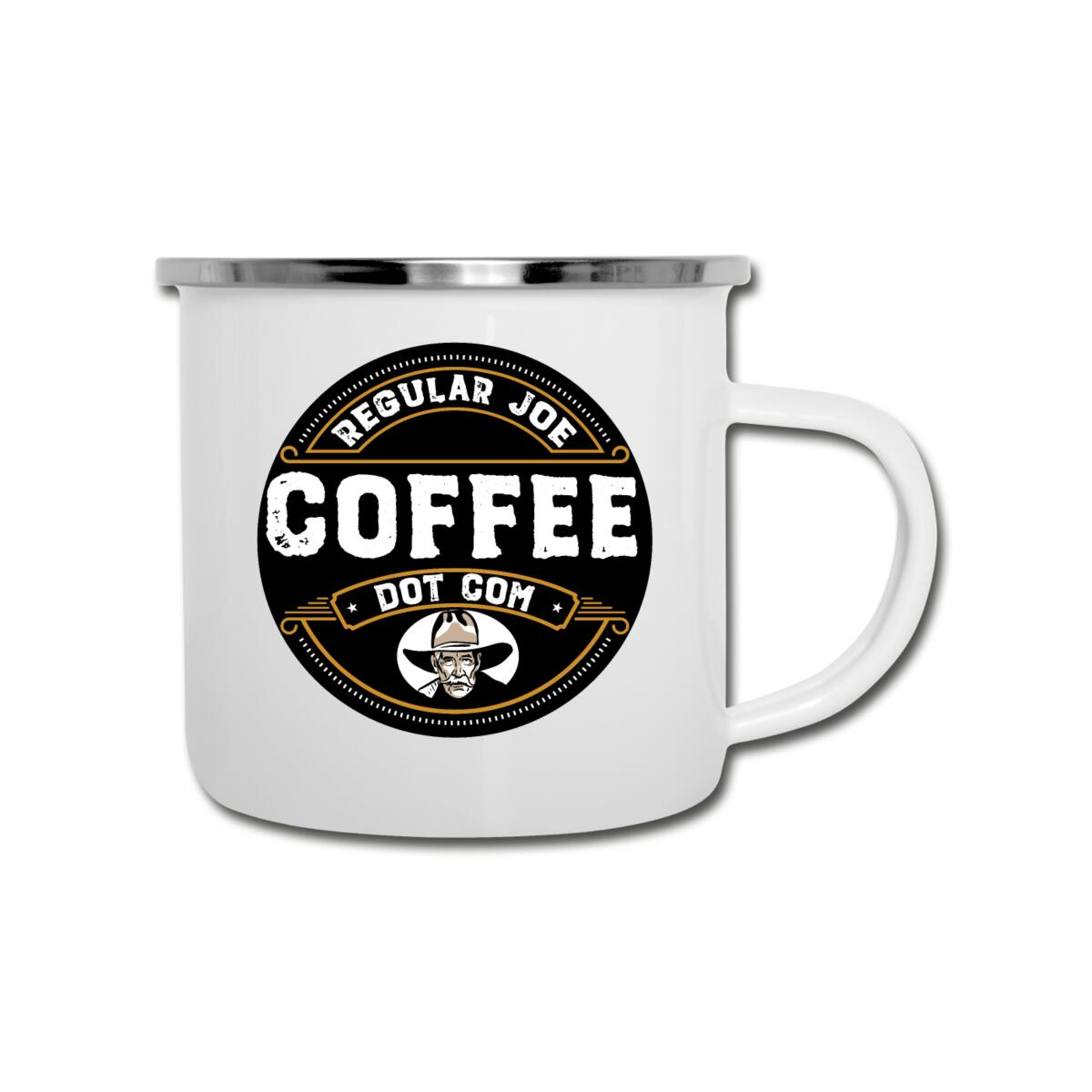 Regular Joe Logo Mug