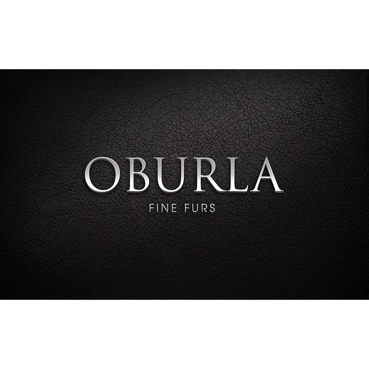 OBURLA Women's Genuine Rex Rabbit Fur Shawl with Slit | Soft and Luxurious Real Fur Wrap | Evening and Bridal Cape Stole