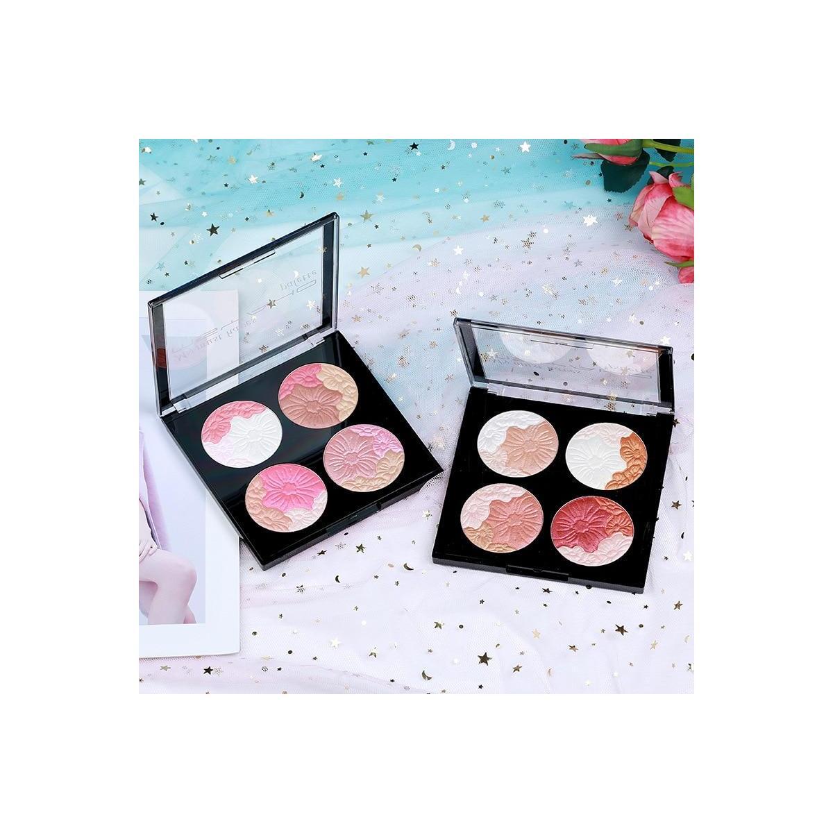 Highlighter Makeup Brighten Palette, B