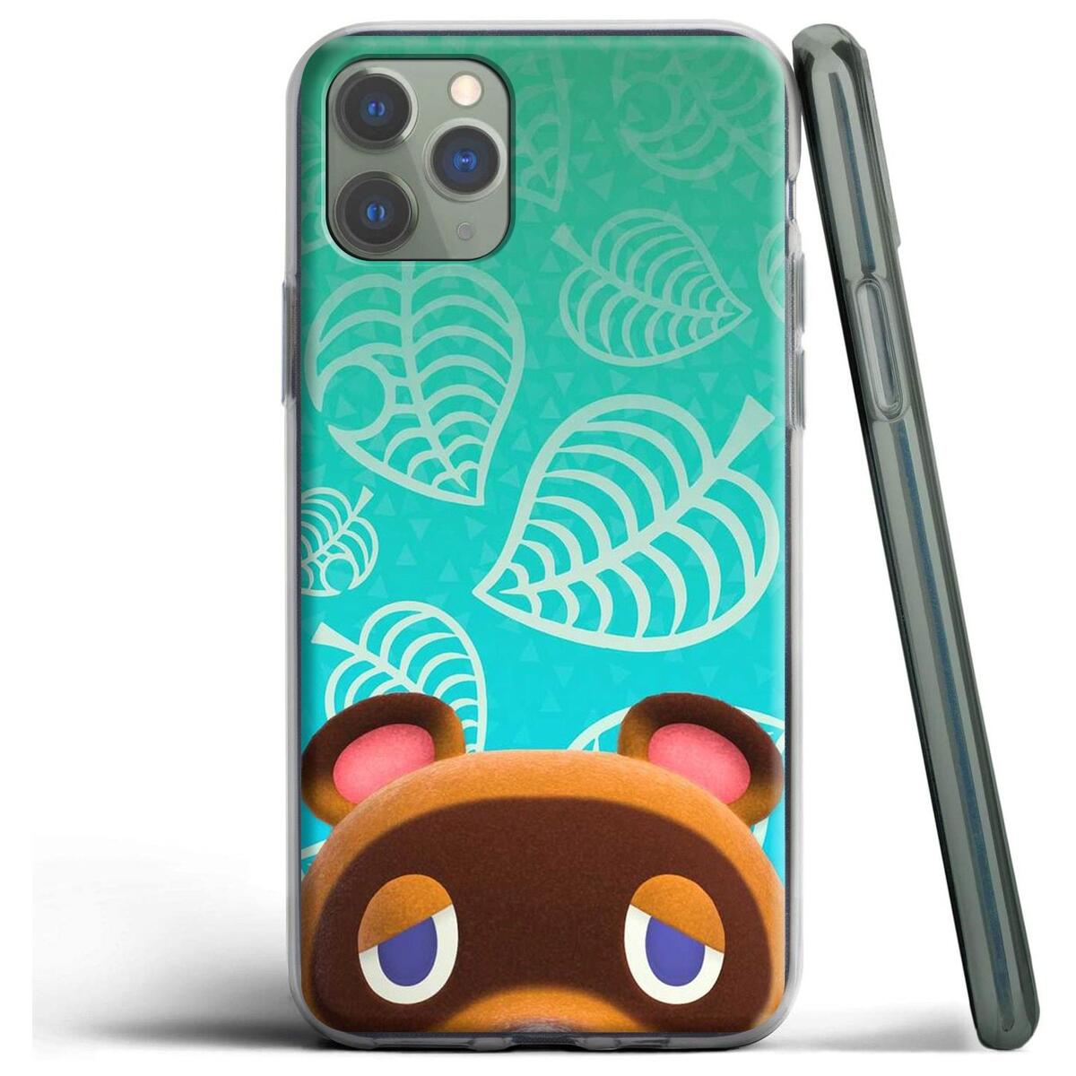 Animal Crossing Silicone Case for Apple iPhone, for iPhone 11Pro Max / 3