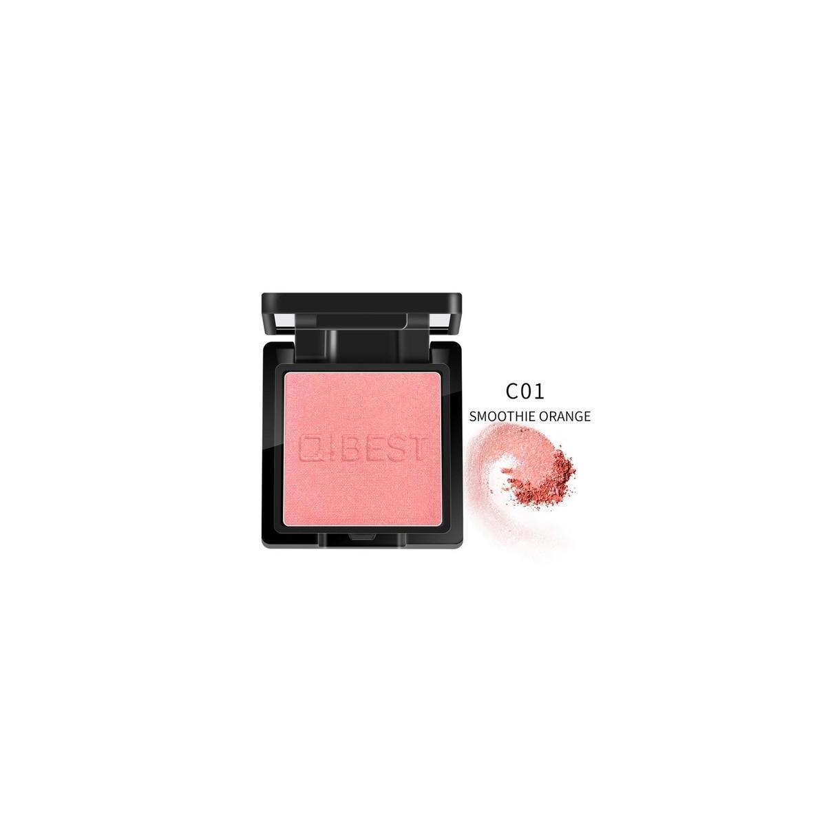 QIBEST Blush Peach Pallete, 1