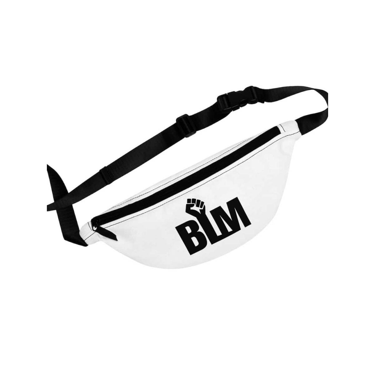 Afrocentric BLM Fist L Fanny Pack