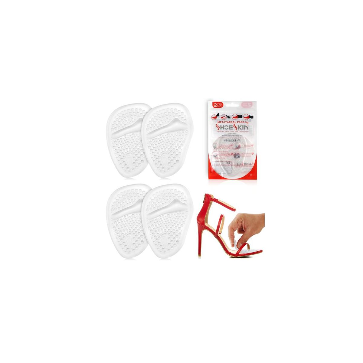 Metatarsal Pads - Ball of Foot Cushion Inserts for All Day Pain Relief and Comfort