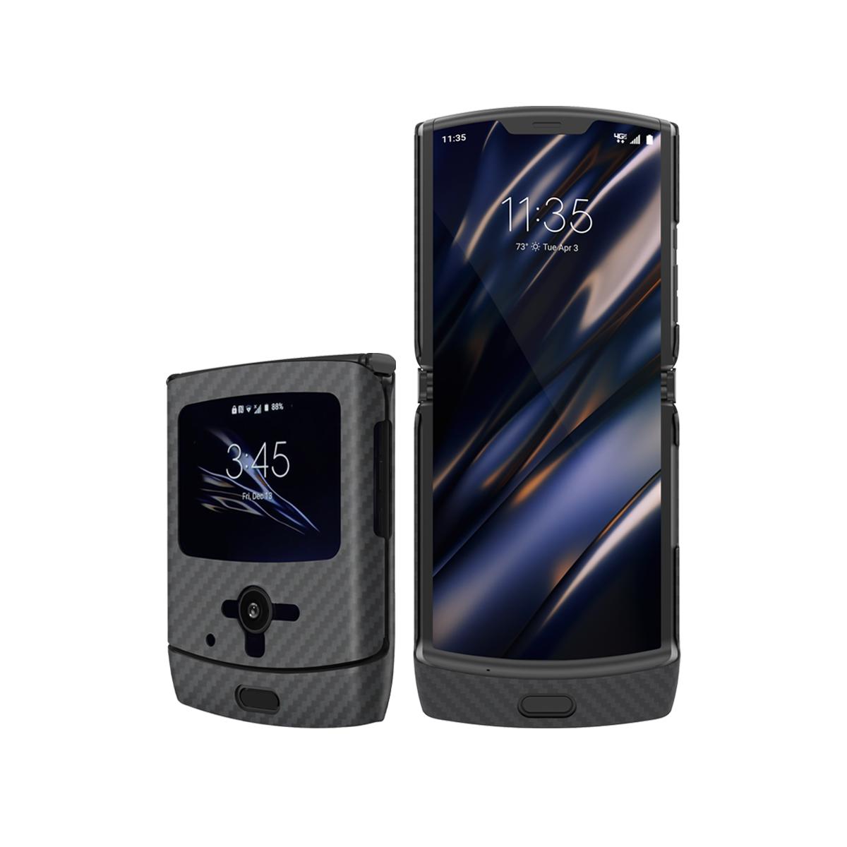 Evutec S-Series Karbon Case for Motorola Razr