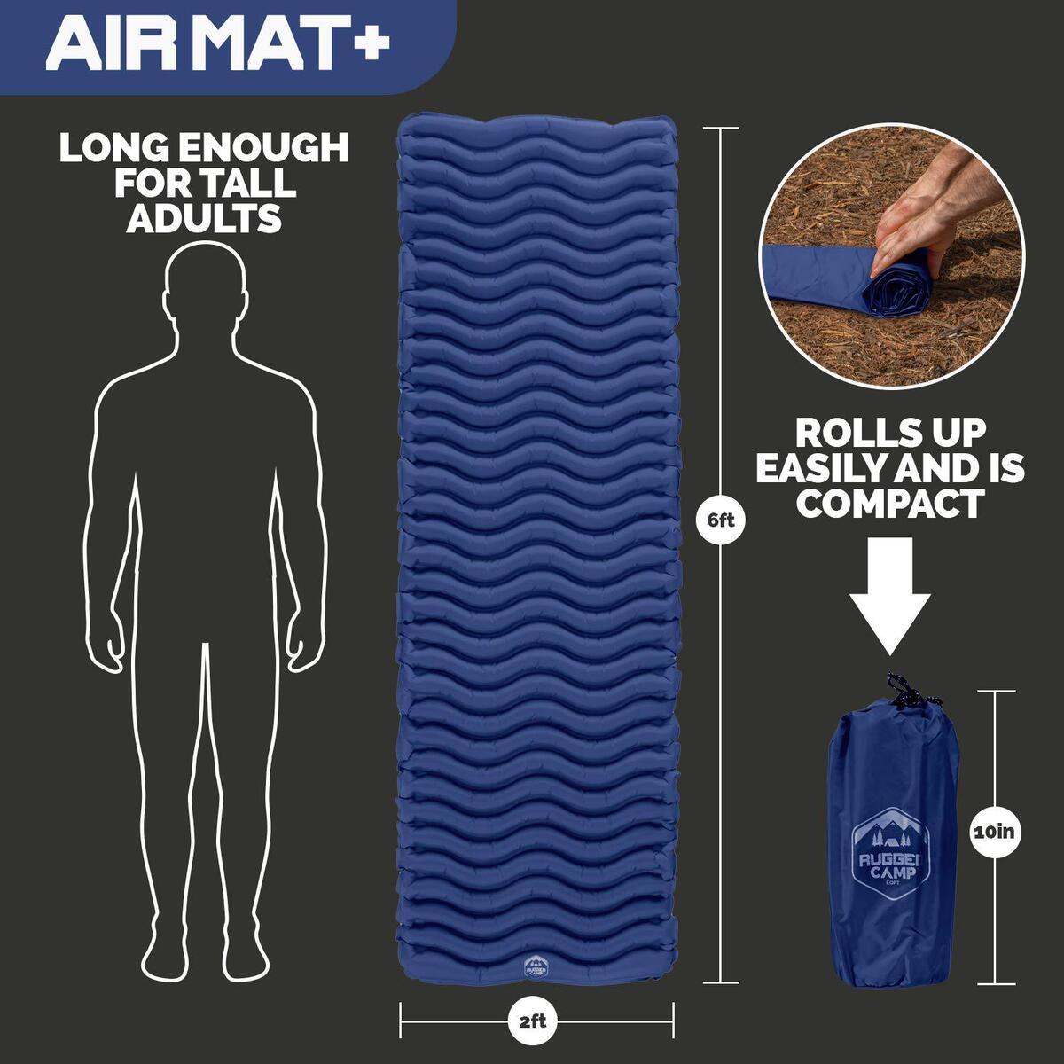 Air Mat+, Green
