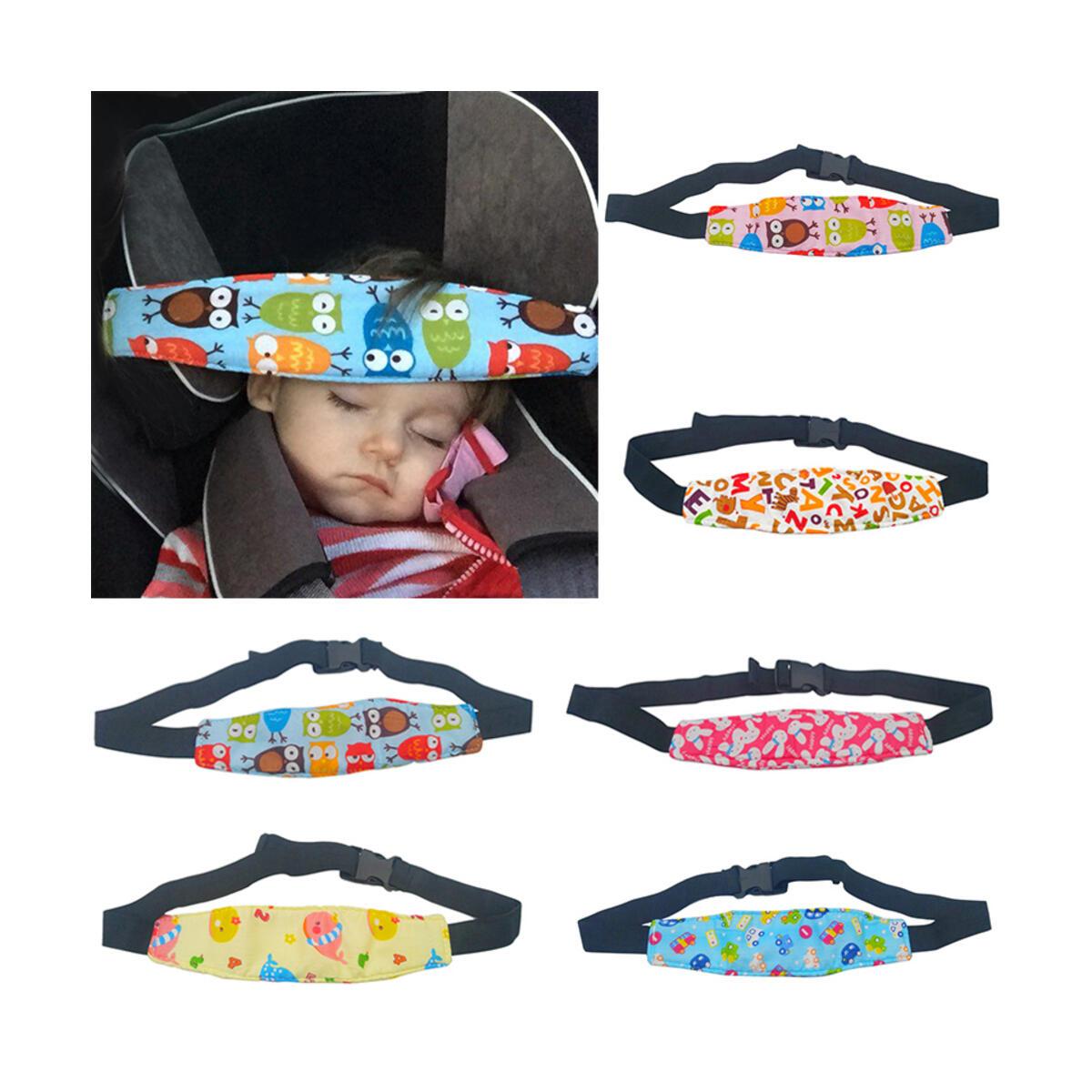 Infant Baby Car Seat Head Support Children Belt Fastening Belt Adjustable Playpens Sleep Positioner Baby Safety Pillows