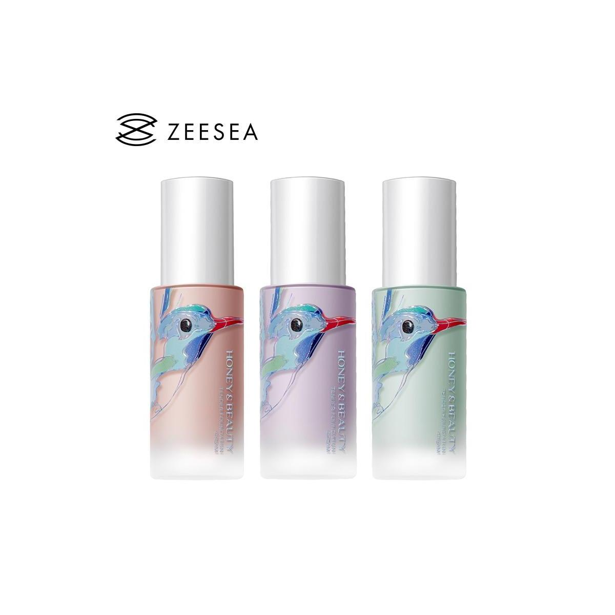 ZEESEA New Makeup Base Face Liquid Foundation, N03