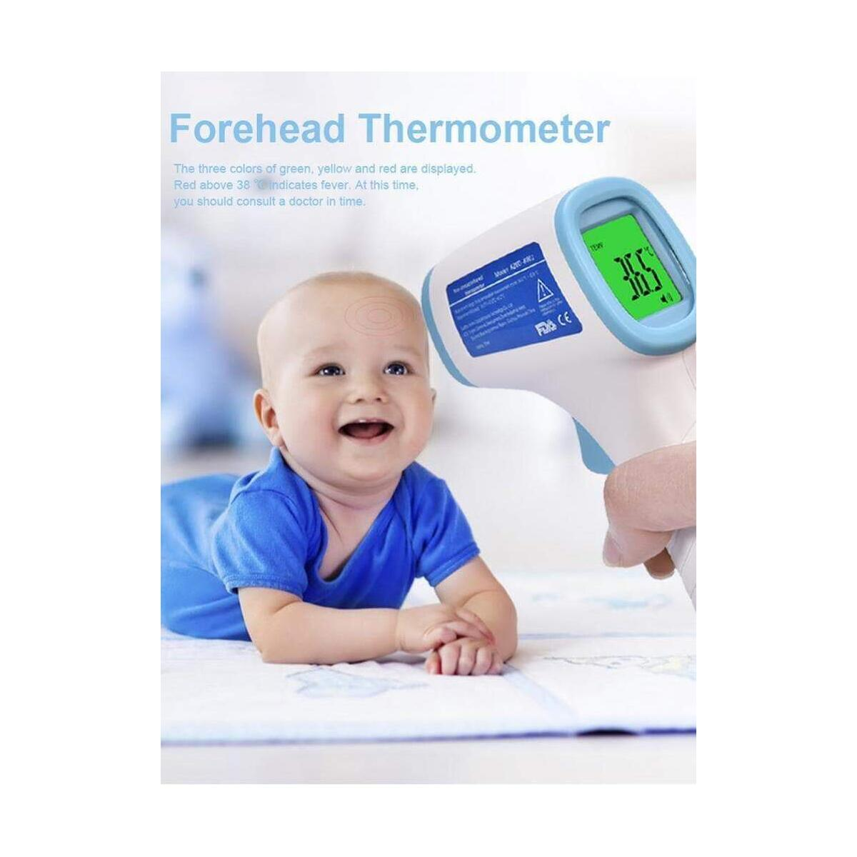 Baby No Contact Forehead Professional Precision Digital Thermometer