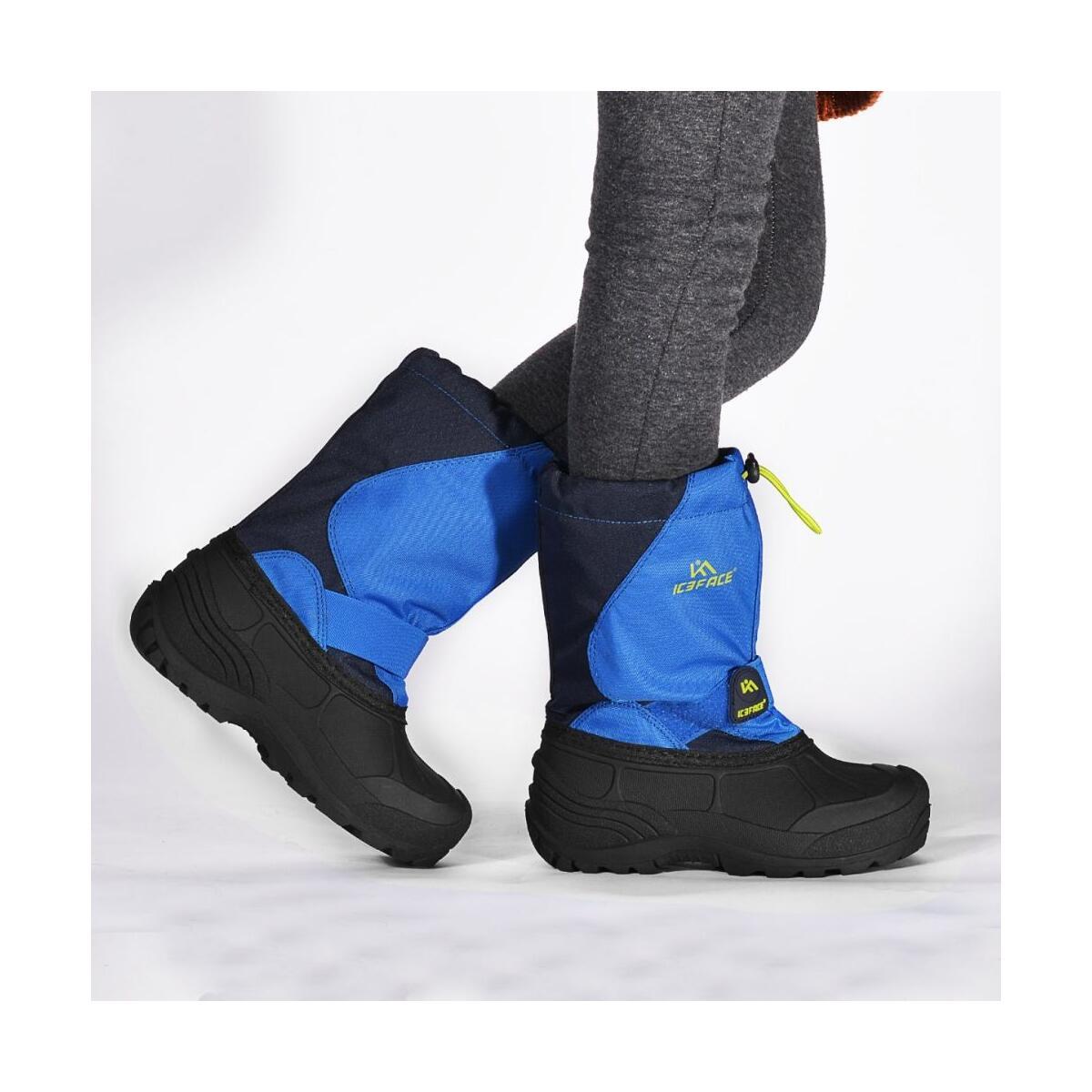Mid Calf - Waterproof - Kids Snow Boots