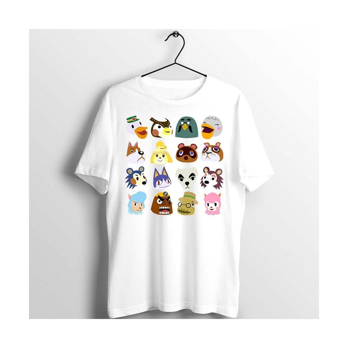 Animal Icons Shirt, Icons / S