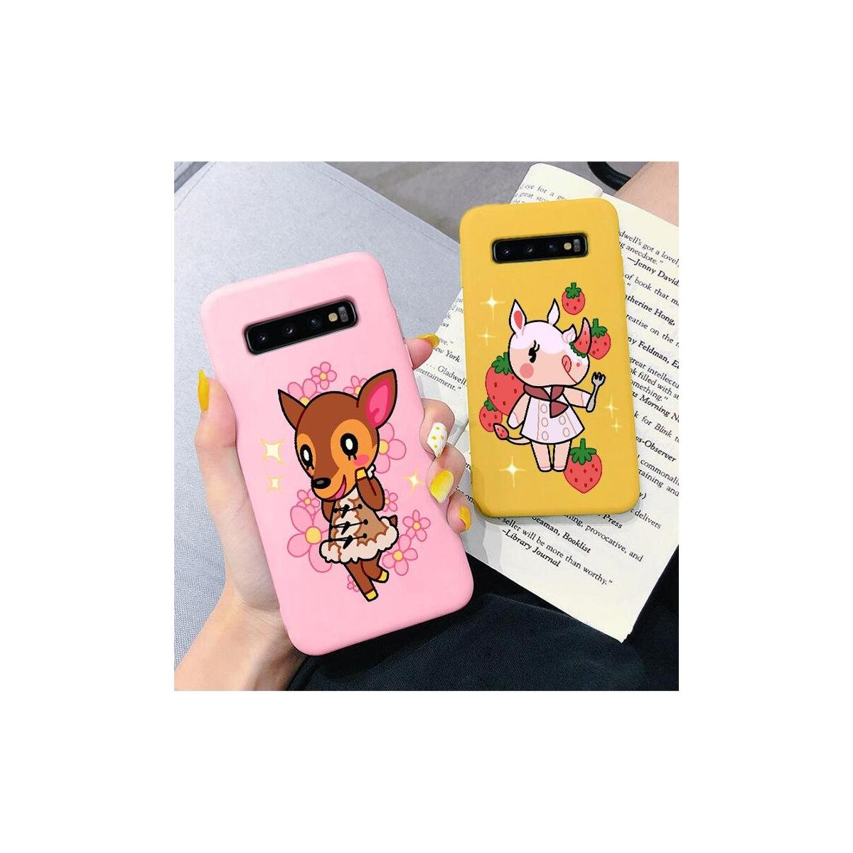 Animal Crossing New Horizons phone case for Samsung Galaxy, s9 plus / HHSR-491