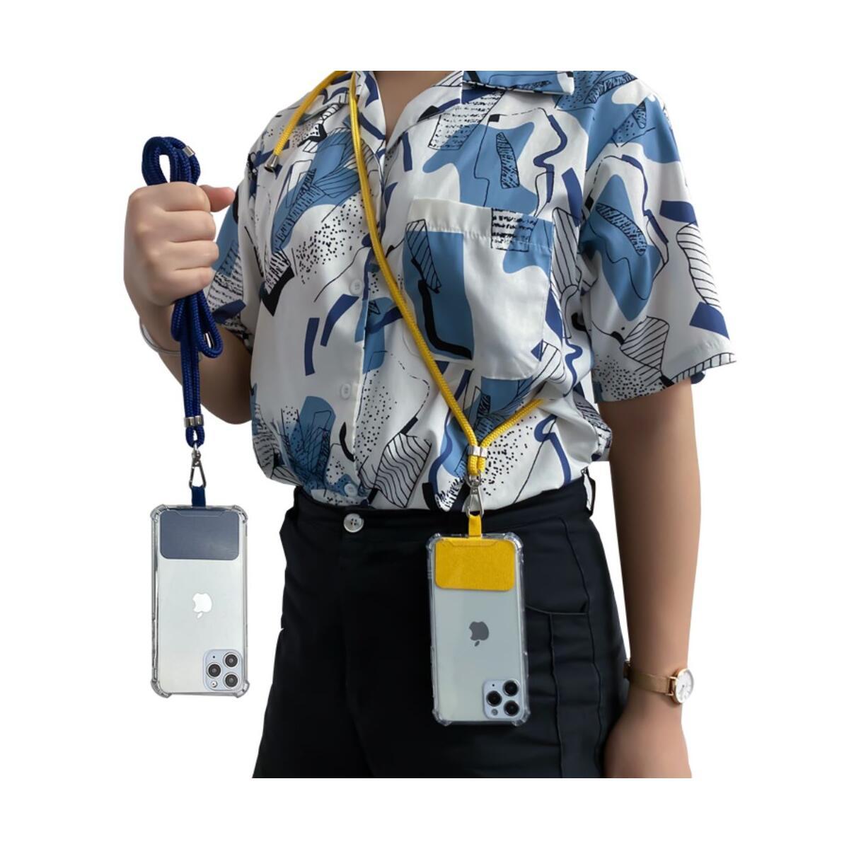 Phone Lanyard, Universal Cell Phone Lanyard with Adjustable shoulder Strap, lanyard phone case, high quality Multiple use lanyard