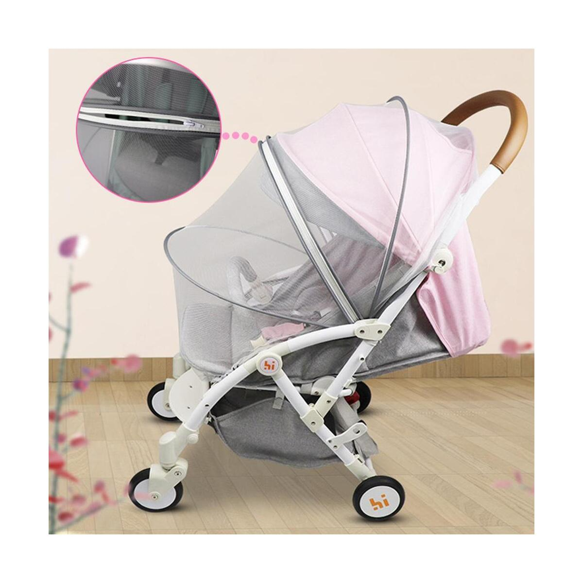 Baby Stroller Pushchair Pram Mosquito Fly Insect Net Mesh Buggy Protector Cover for Baby Infant