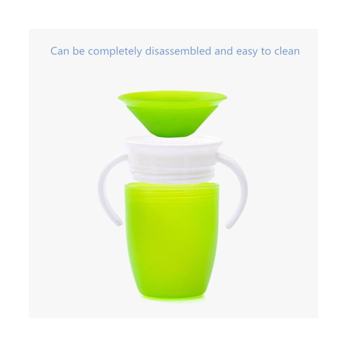 Sippy 360 Trainer Cup Double Handles Baby Cup