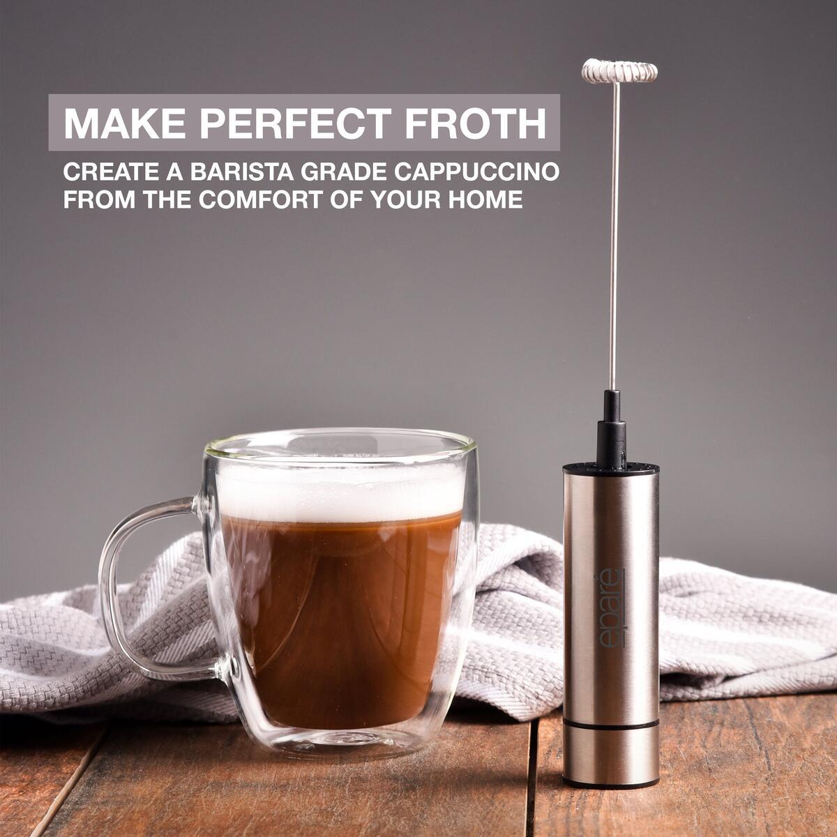 Eparé Professional Milk Frother