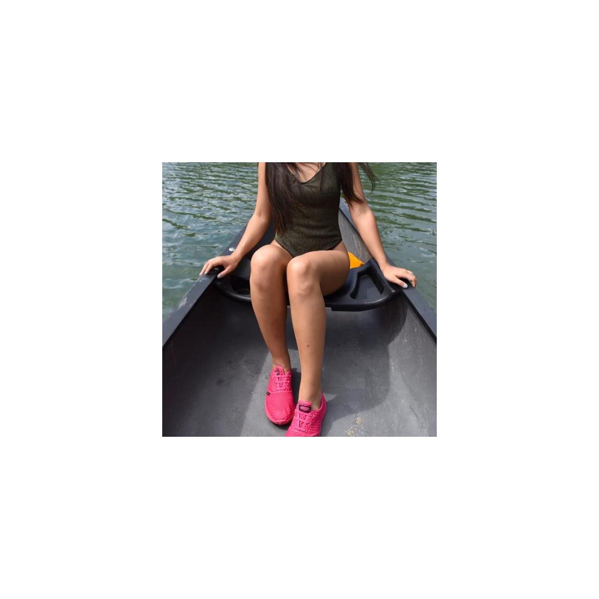 Wave Runner Water Shoes for Women - Quick Drying Water Shoes with Style - Outdoor Lightweight No-Slip Aqua Sneakers