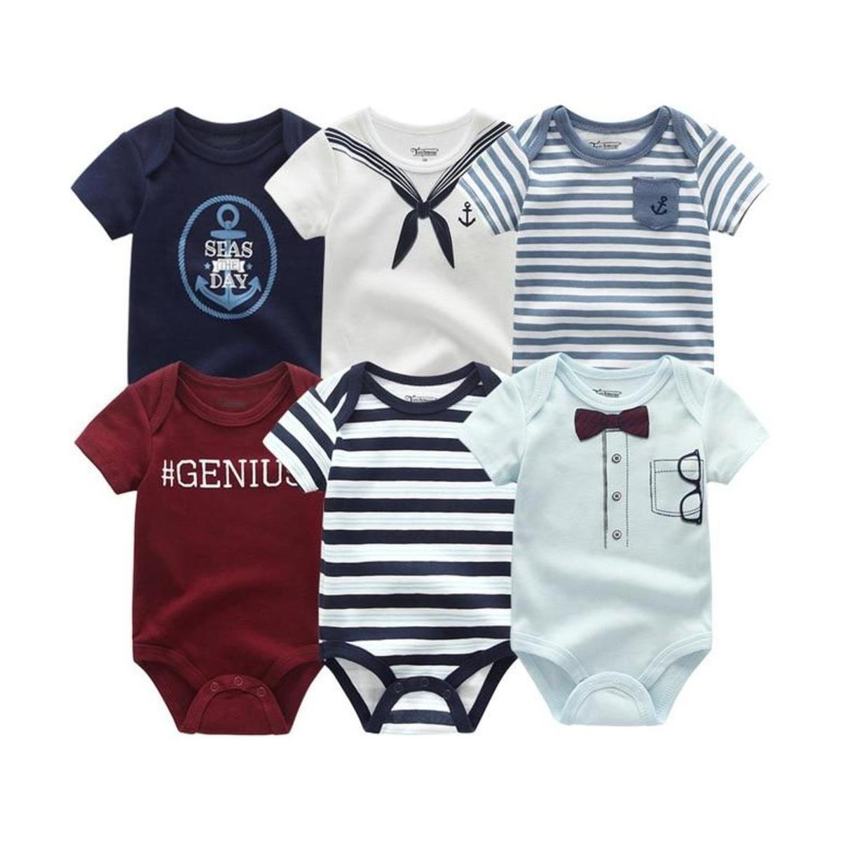 Little Baby Boy/Girl Outfits, Infant Baby Clothing Set