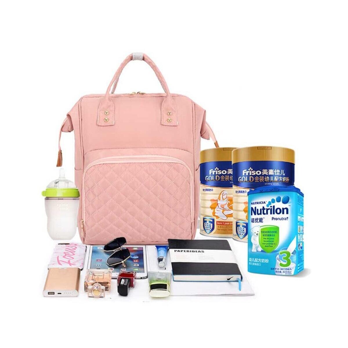 Maternity Nappy Bag Large Capacity Baby Bag Travel Backpack