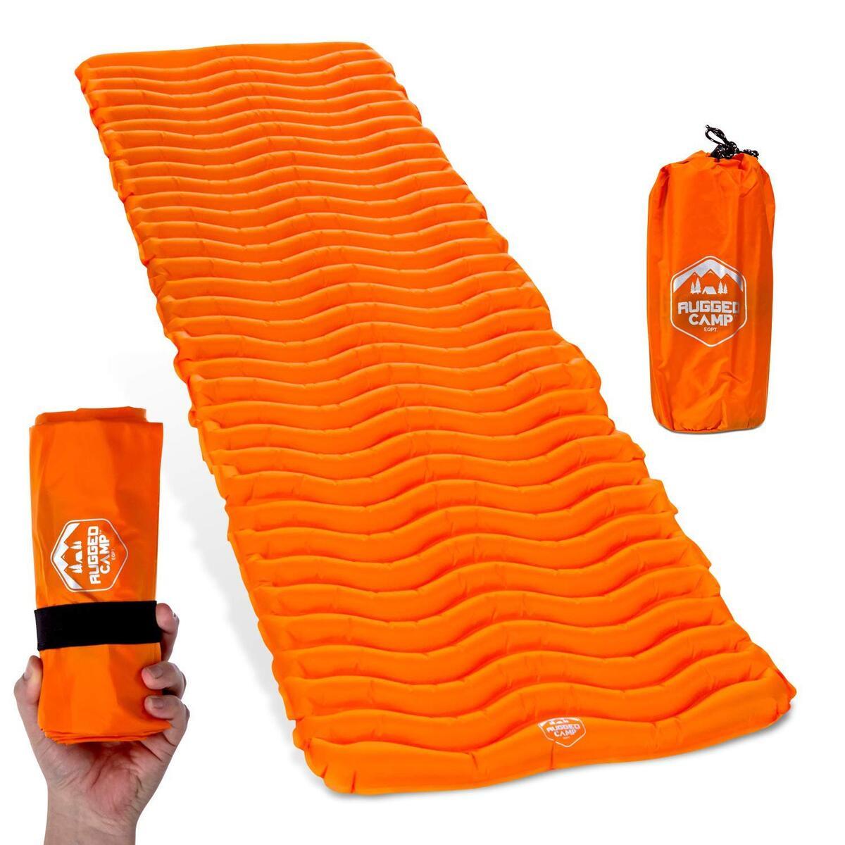 Air Mat+, Orange