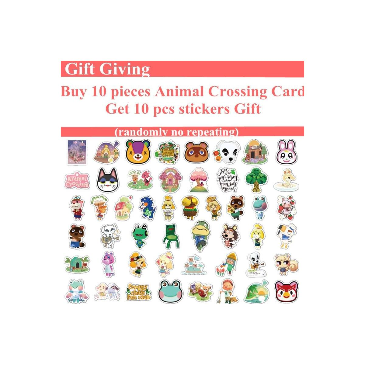 211 to 240 Animal Crossing Amiibo Card series 3, 223 Del