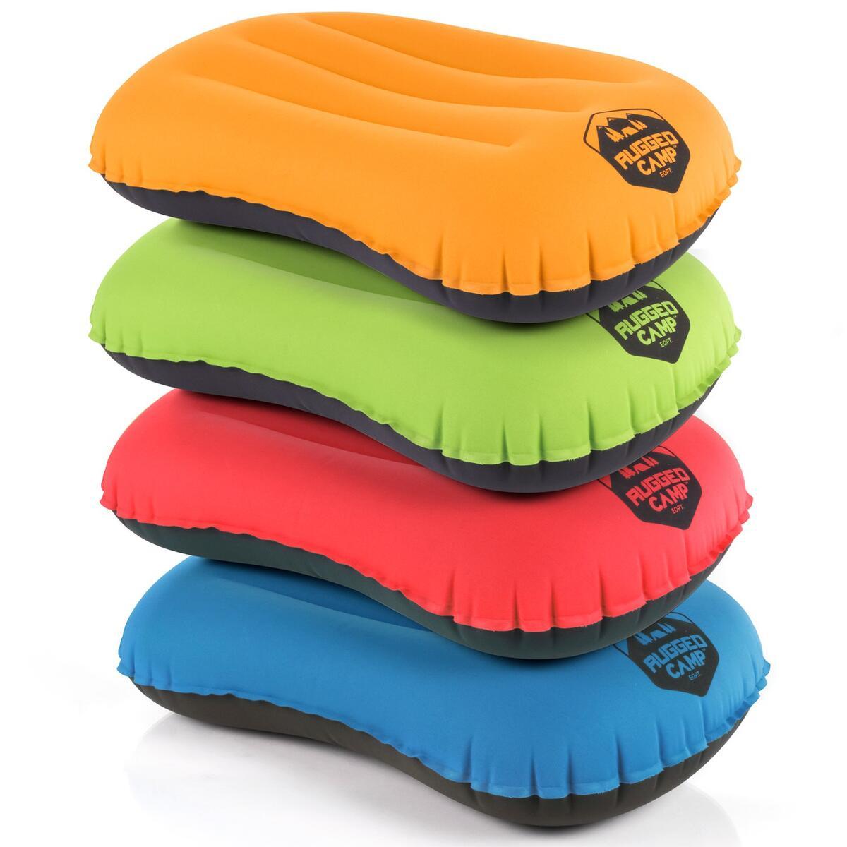 Camping Pillow - Ultralight Inflatable Travel Pillows, Blue