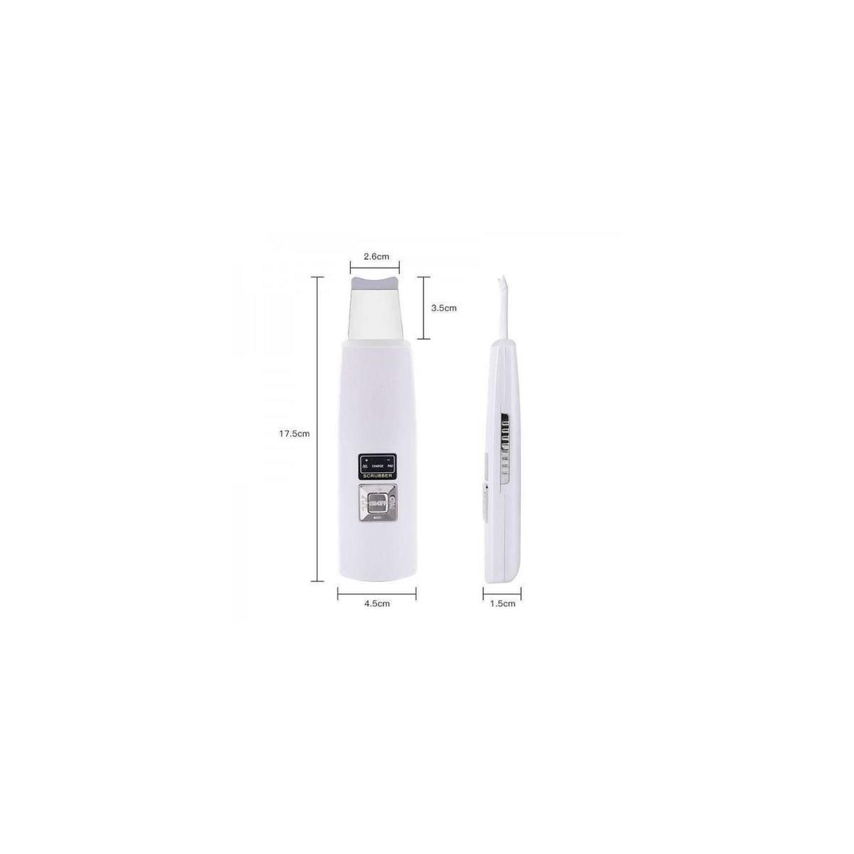 Ultrasonic Ionic Skin Scrubber for Acne Treatment (Free Shipping Worldwide)