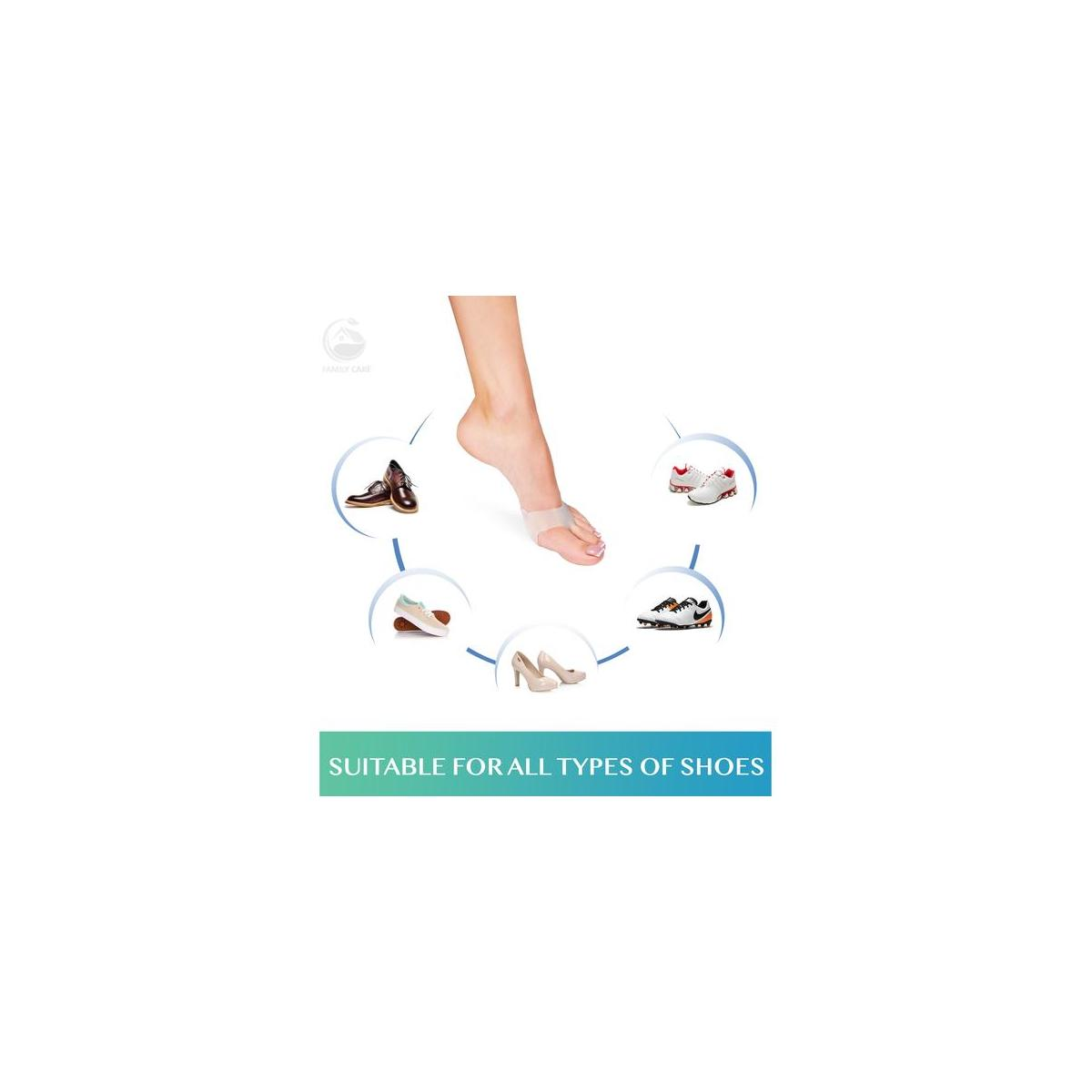 Metatarsal Support Pads Ball of Foot Cushion – Soft Cushioning Comfort for Feet