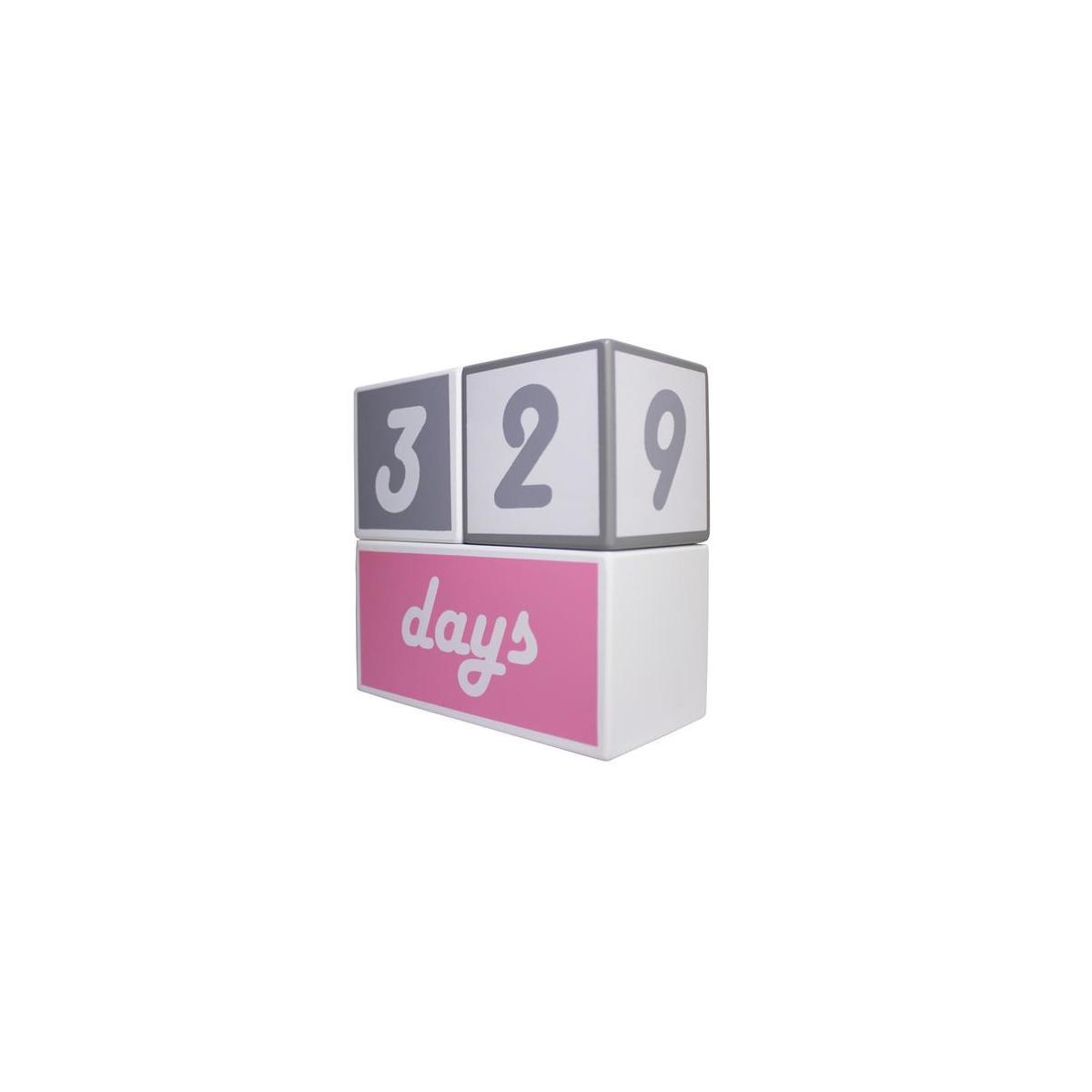 Baby Milestone Blocks