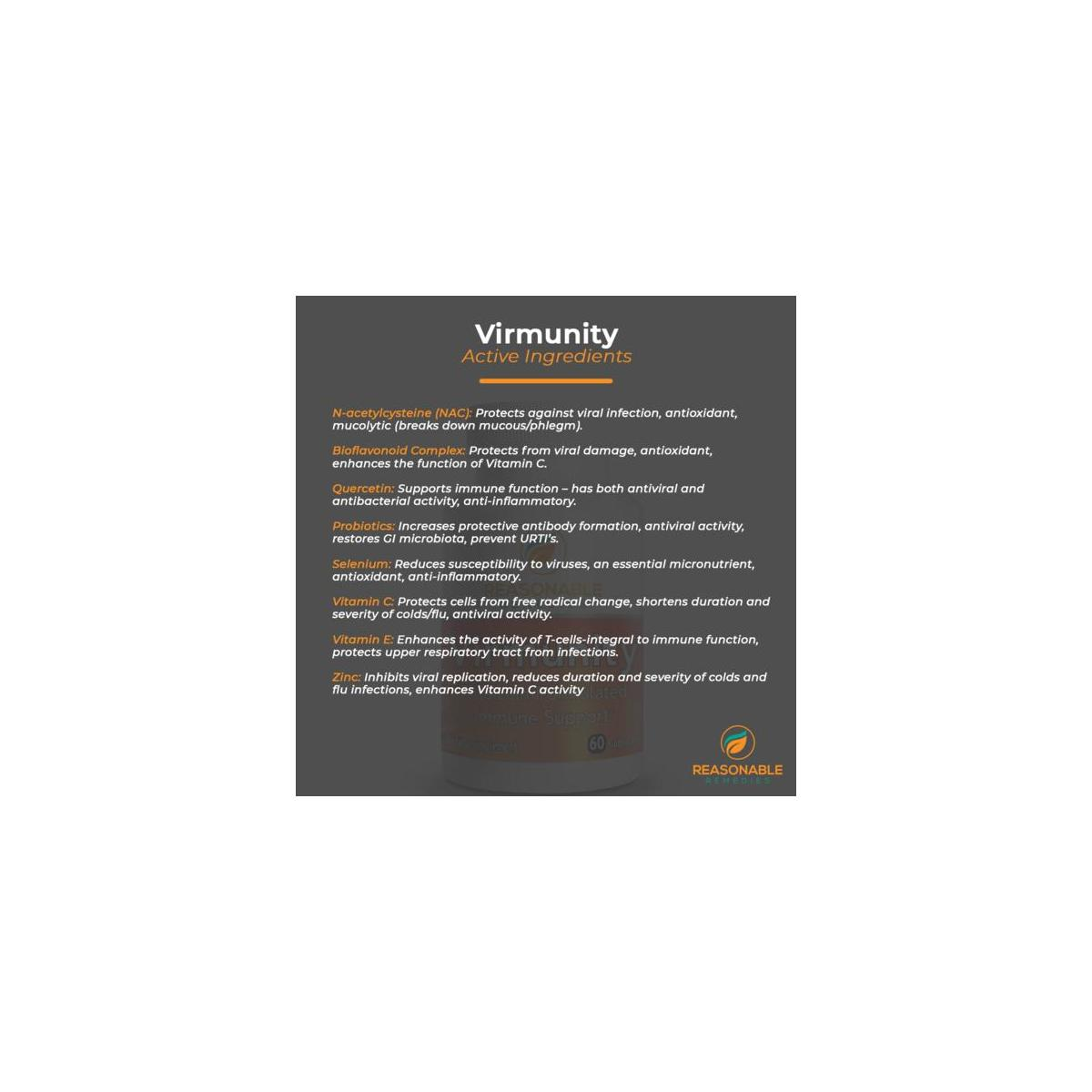 Virmunity 60 Capsules