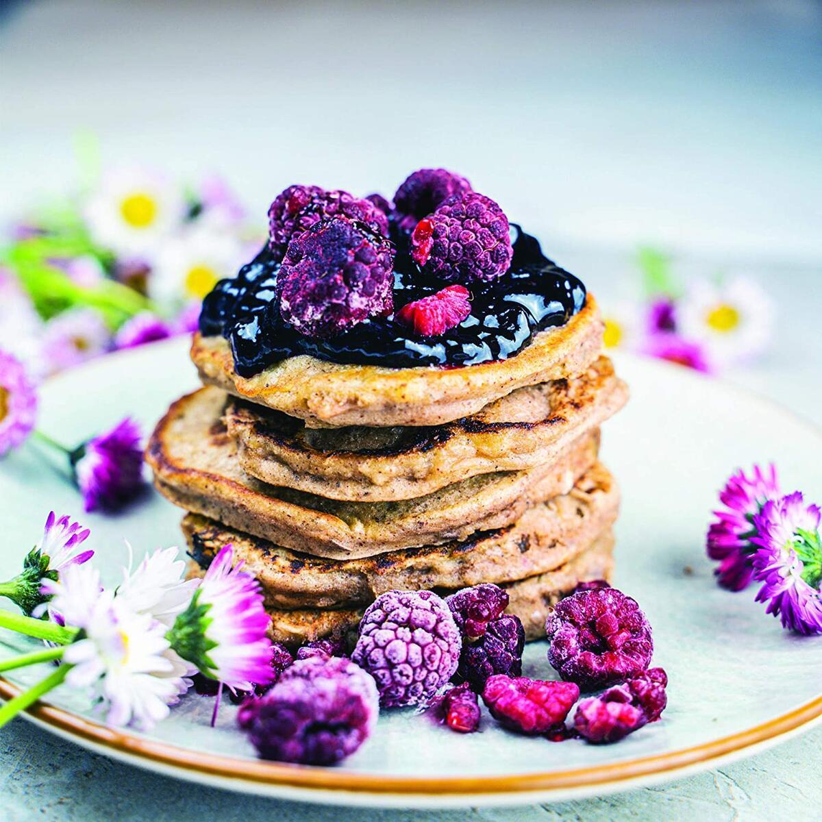 Jungle Powders Raw Buckwheat Flour Gluten Free 1lb Light Vegan Cooking Powder…