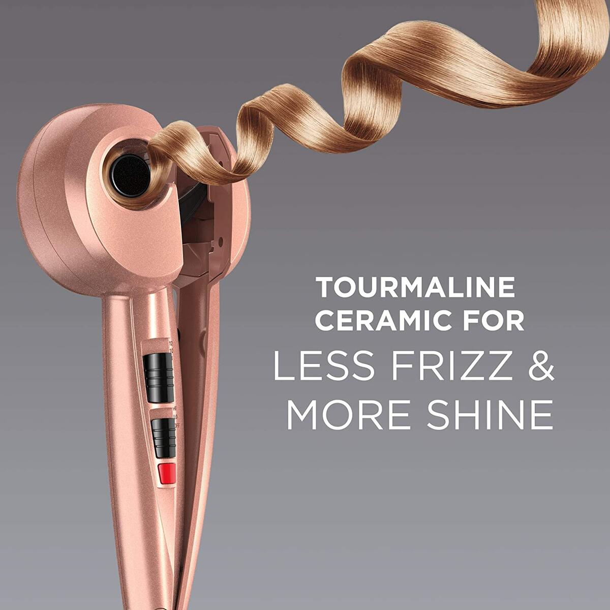 INFINITIPRO BY CONAIR Curl Secret, Rose Gold