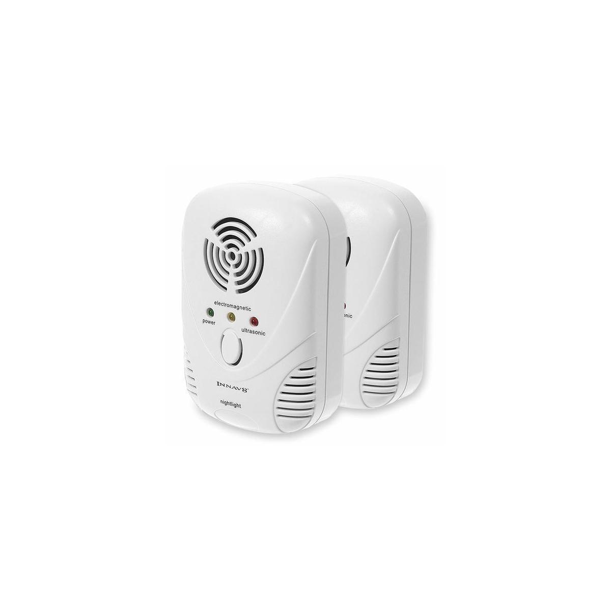 Ultrasonic Pest Repeller, Plug-in