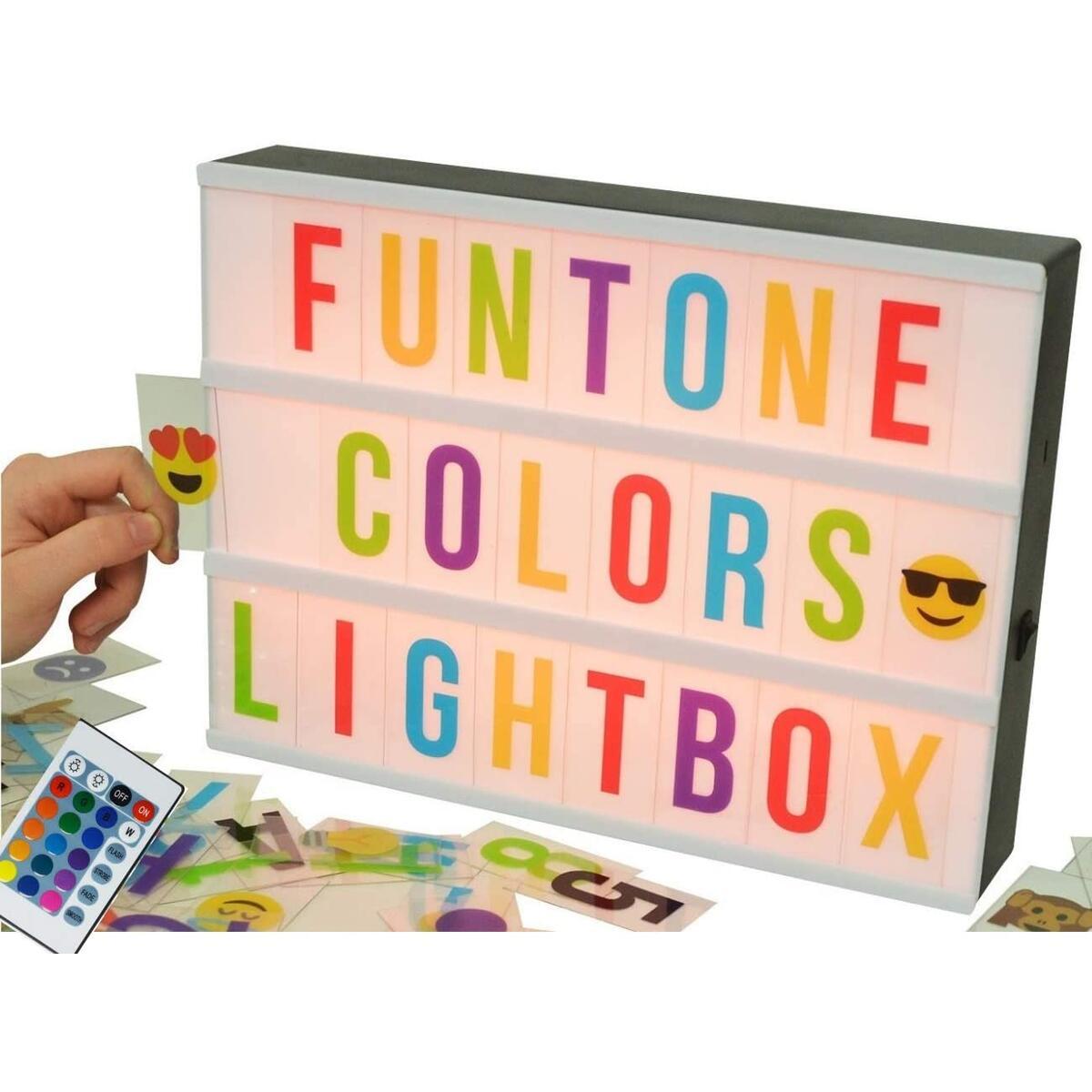 Cinema light box