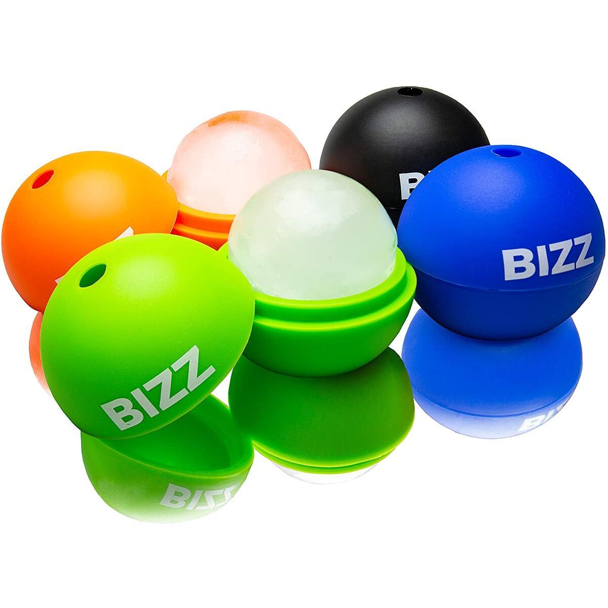 Ice Molds - Round Ice Balls - 4 Pack
