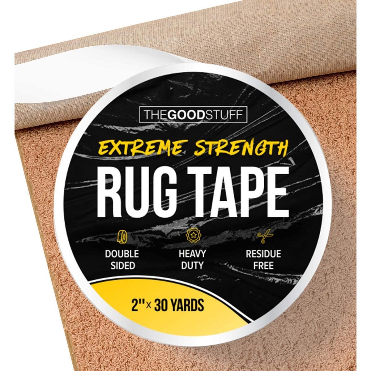 Heavy Duty Double Sided Rug Gripper Tape