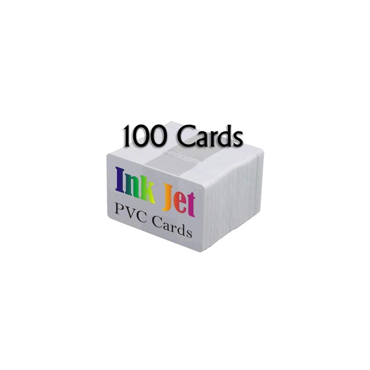 PVC Inkjet ID Cards