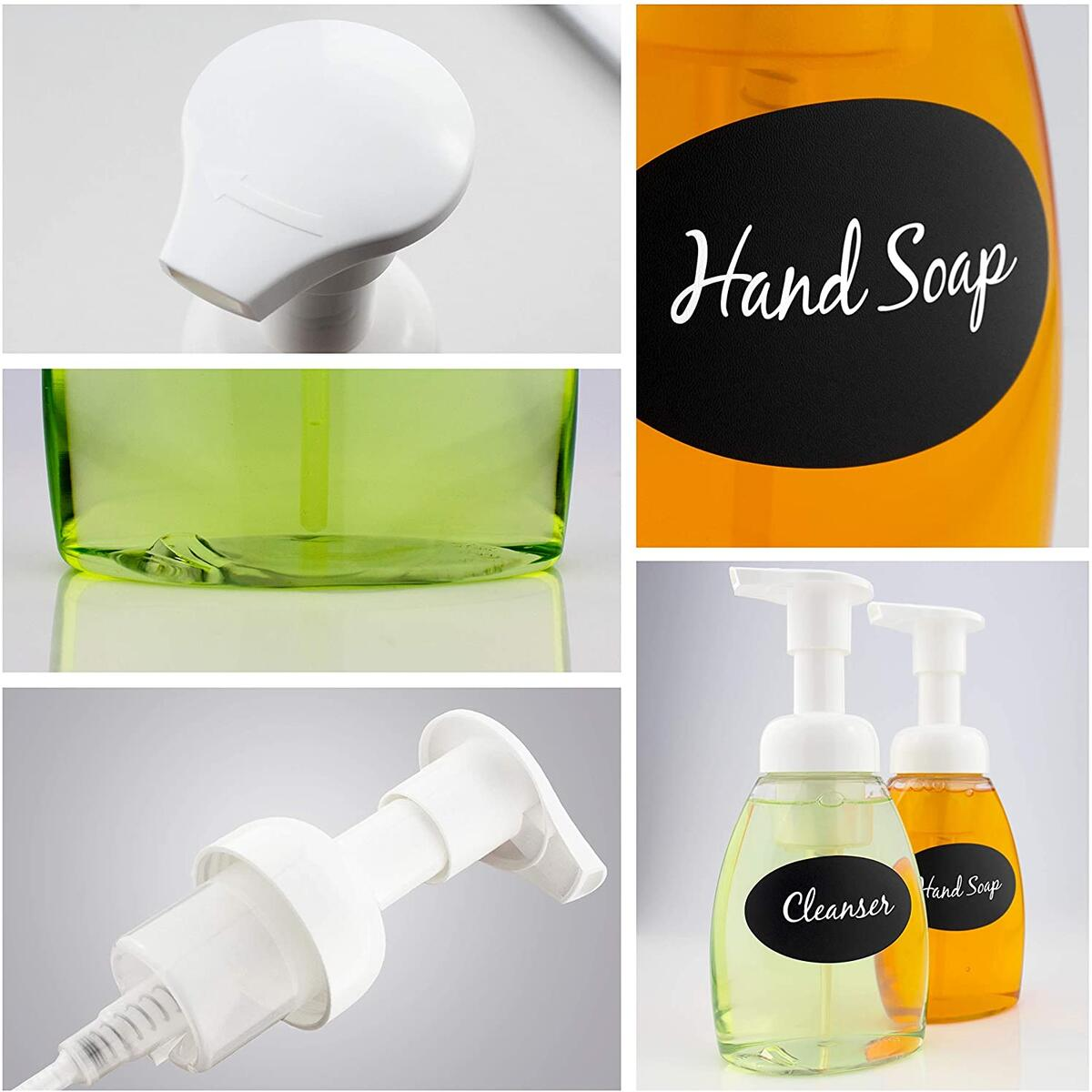 Foaming Soap Dispensers - 3 Pack
