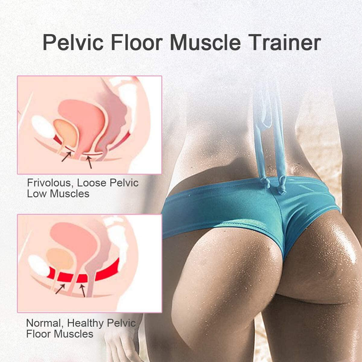 SINCHER Hip Trainer Buttocks Lifting Exercisers for Women Pelvic Floor Strengthening Device
