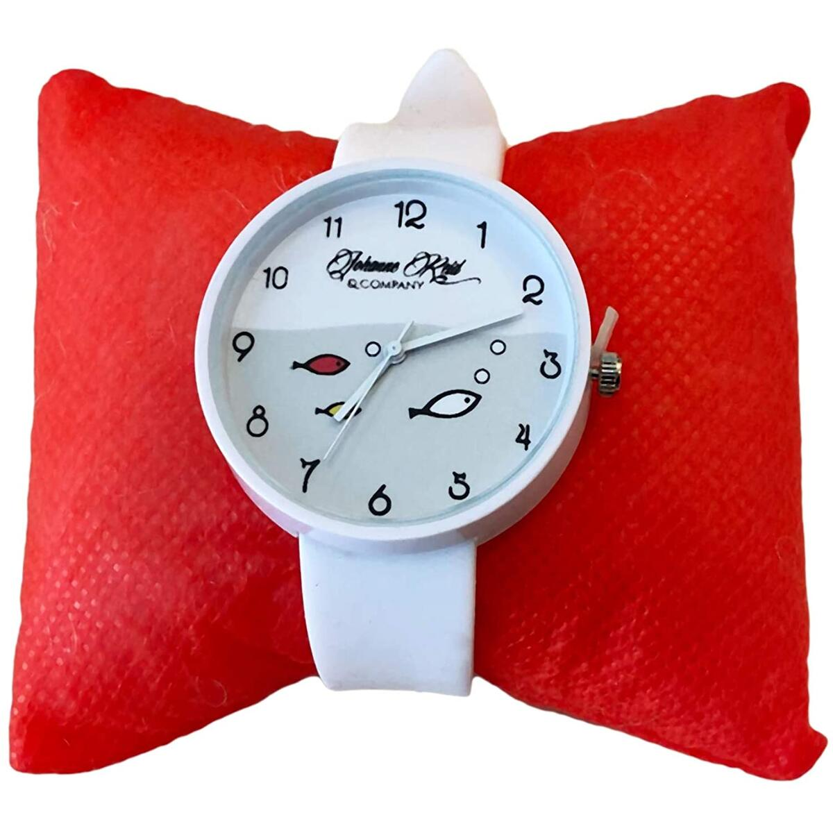 Joshuas White  Childrens Watch