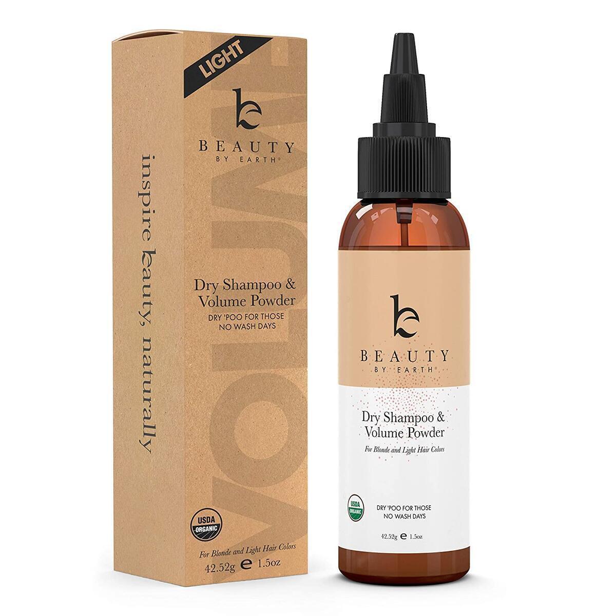 Dry Shampoo for Light Hair - Travel Size