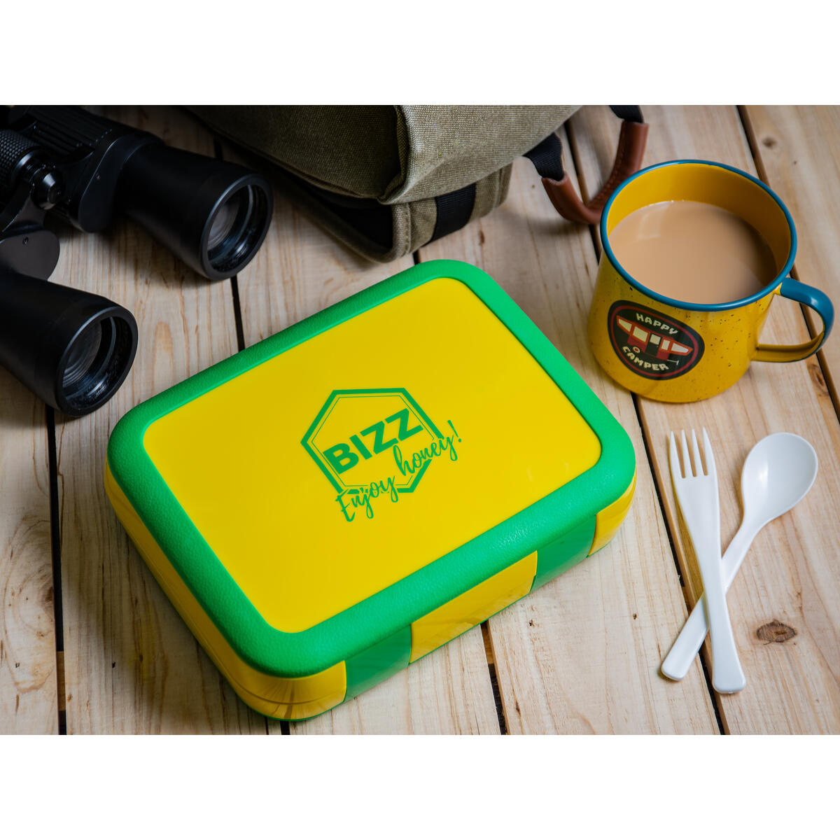 Stunning Colored 2-Pack Bento Box Lunchbox – New Release