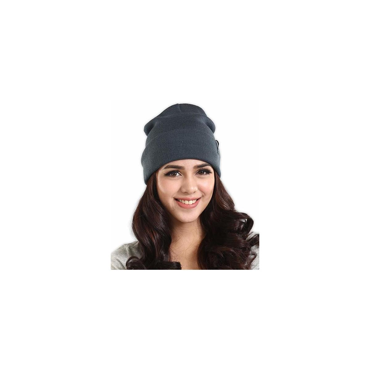 IGNITEX Cuff Beanie Watch Cap for Men and Women - Warm, Stretchy & Soft Knit Hats  [Promo is valid to all variants]