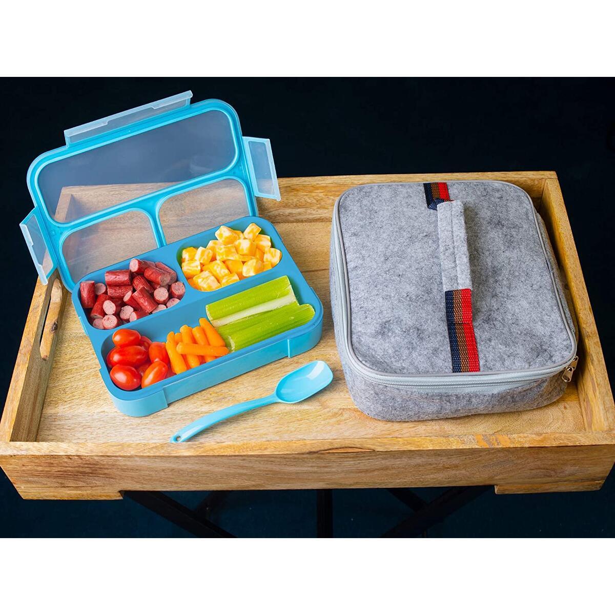 Bento Box & Tote Bag - Spoon Included
