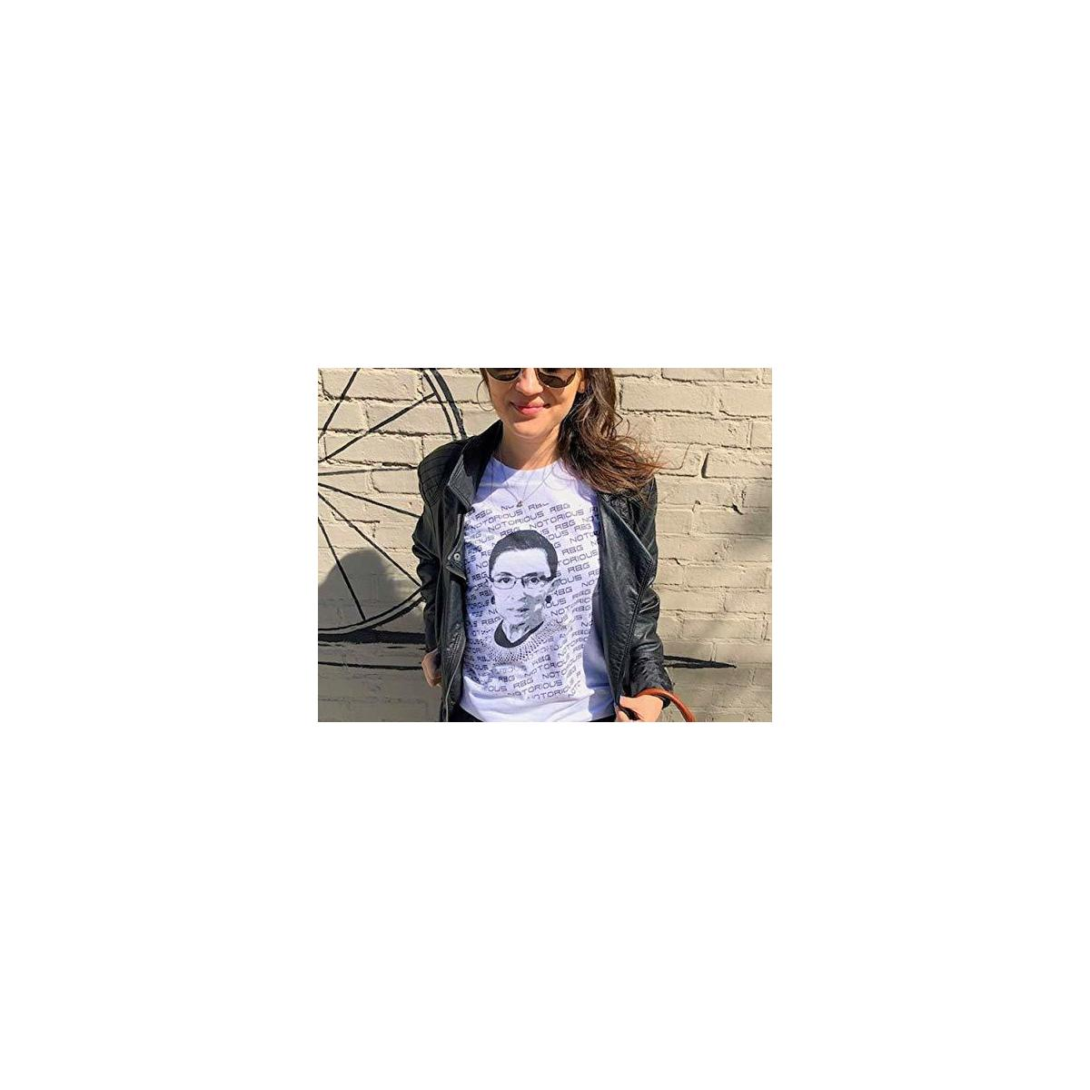 Notorious RBG t-shirt (Size S-XL)