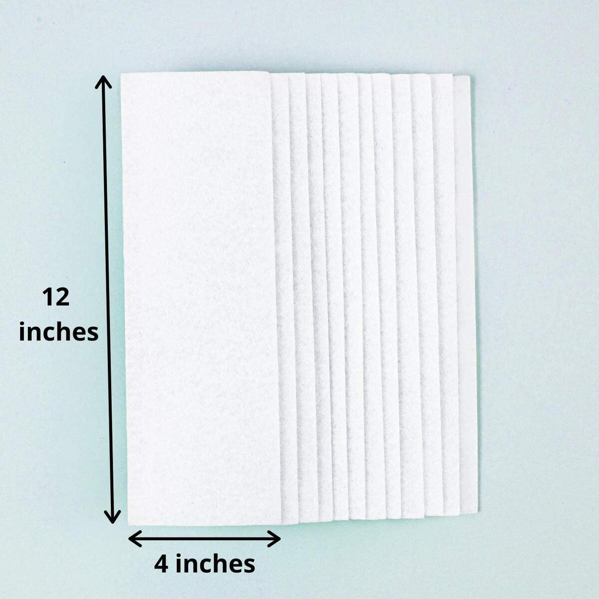 Air Vent Filters 12 Pack - 4