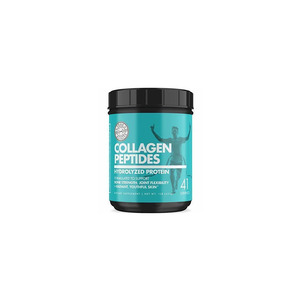 Make $2 Each 100% OFF Rebate! Collagen Peptides Powder - 1LB