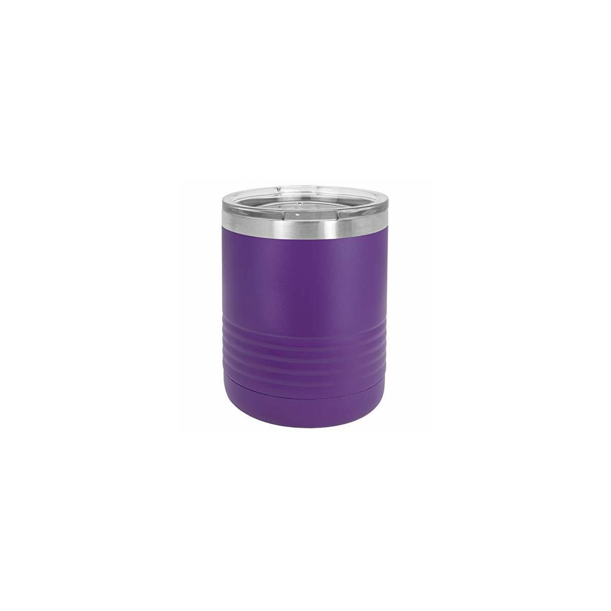 10oz Tumbler - Purple