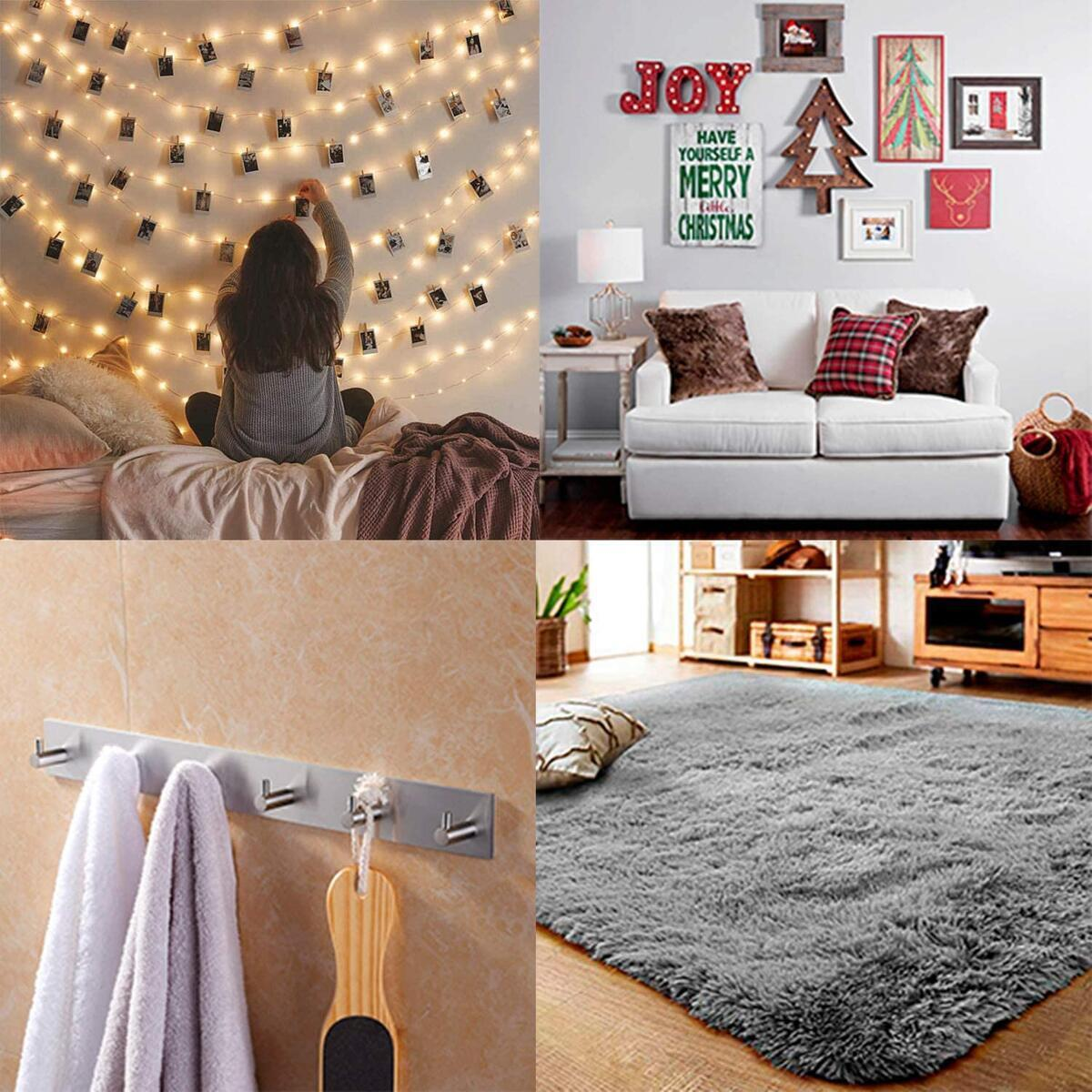 Caberi 16.4ft/2pcs,Double Sided Traceless Washable Nano Tape Reusable Clear Double Sided Anti-Slip Nano Gel Pads,Removable Sticky Stips Grip for Wall, fix Carpet mats etc.( 2mm)