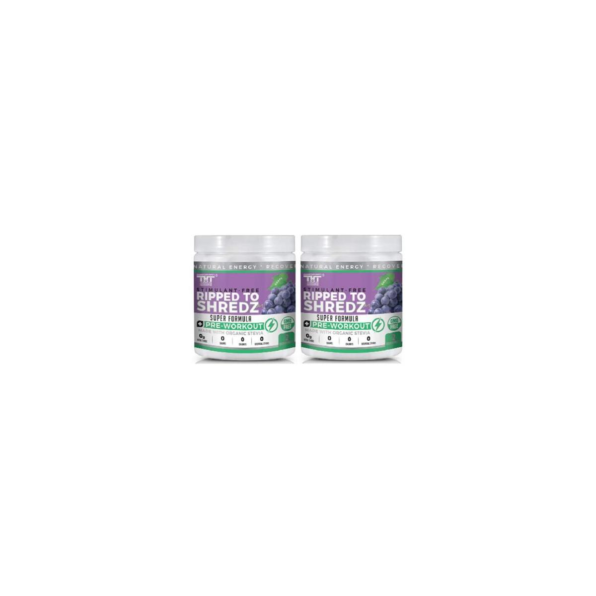 Ripped To Shedz Stack Pack (Grape)