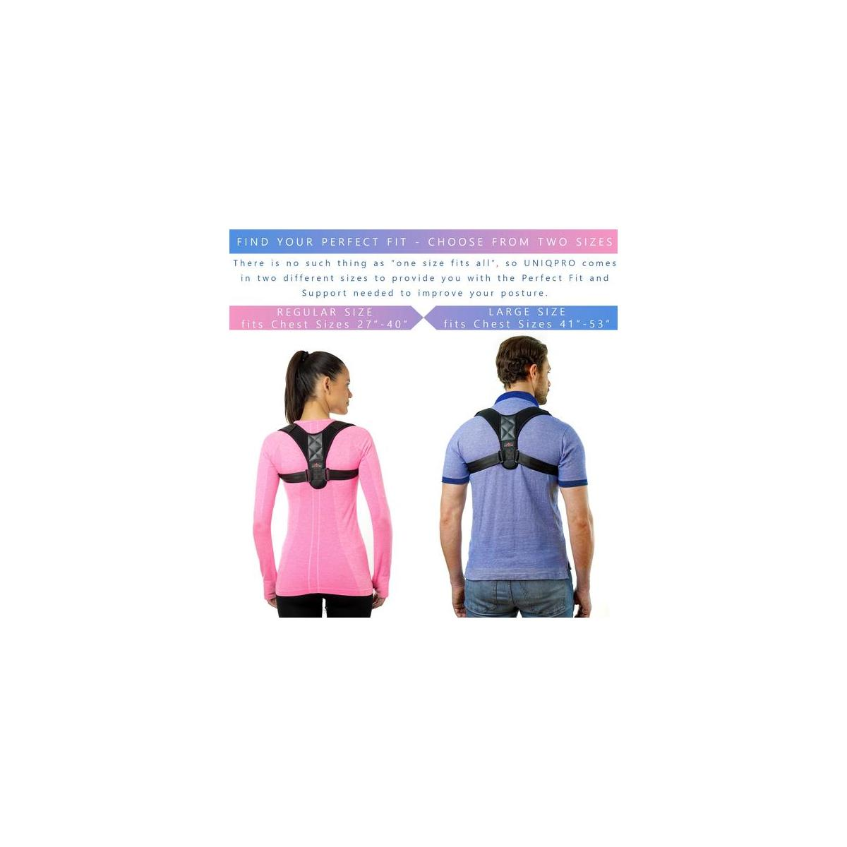 UNIQPRO POSTURE CORRECTOR - Regular Size